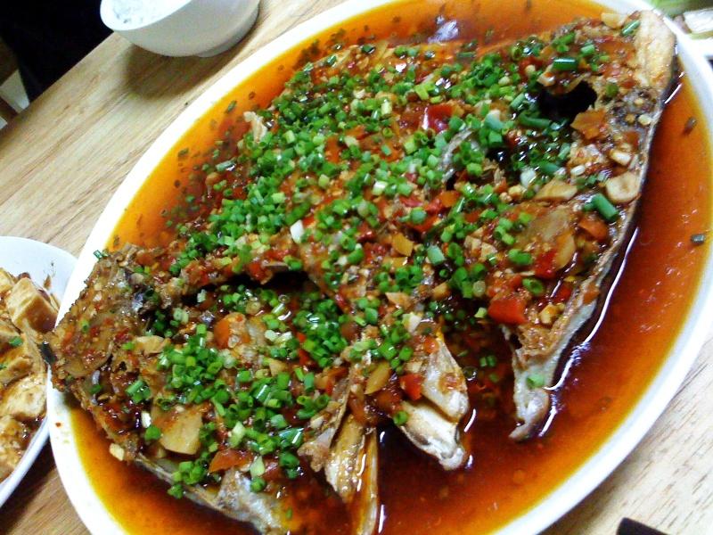 Duo Jiao Yu Tou (剁椒鱼头)