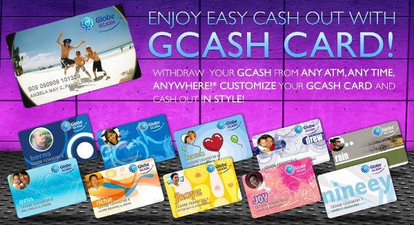 Globe GCash Card