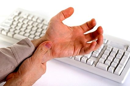 Carpal Tunnel Syndrome - Keyboard