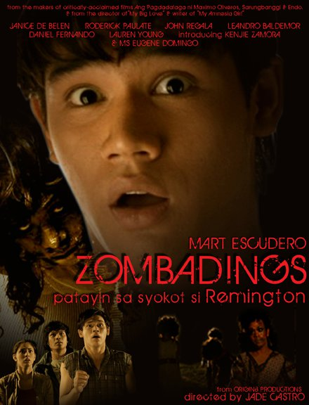The Remington Movie: Zombadings