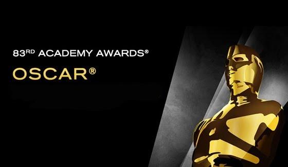 83rd Oscars Academy Awards