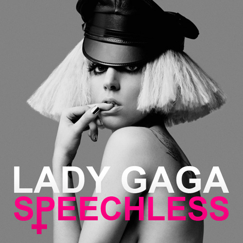 Lady Gaga Speechless