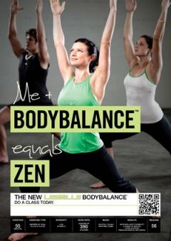 Les Mills Body Balance 56