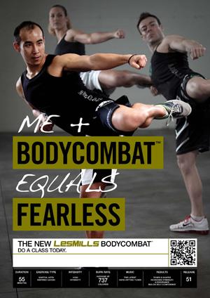 Les Mills Body Combat 51