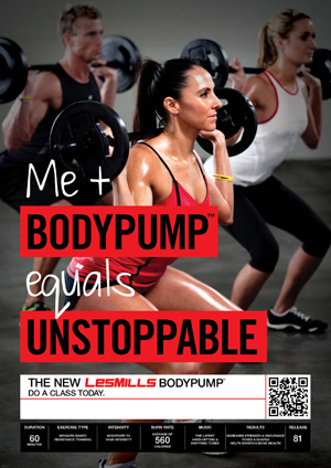 Les Mills Body Pump 81
